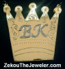 Custom BK Crown Charm